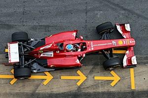 """Формула-1. Фрай: """"Нынешние тесты сложились для Феррари успешно"""""""