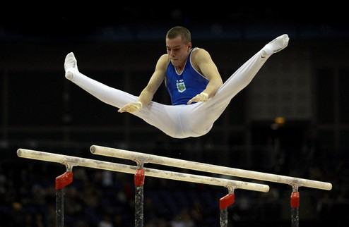 Спортивная гимнастика. Верняев занял второе место на турнире в США