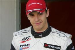 Формула-1. Бьянки планировал оставаться резервным пилотом