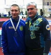 Фехтование. Серебро Украины на юниорском ЧЕ