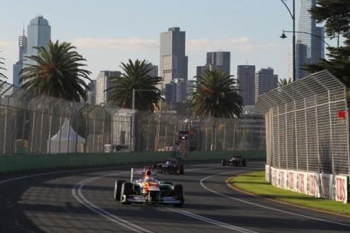 Формула-1. Гран-при Австралии ночью?