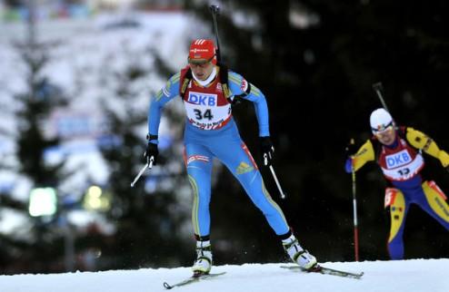 Биатлон. Состав сборной Украины на индивидуальные гонки