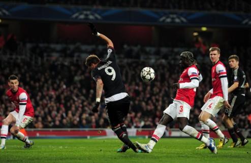 Манджукич призывает Баварию не расслабляться перед Арсеналом