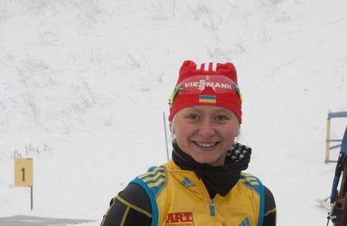Биатлон. Бондарь примет участие в спринте на этапе в Сочи
