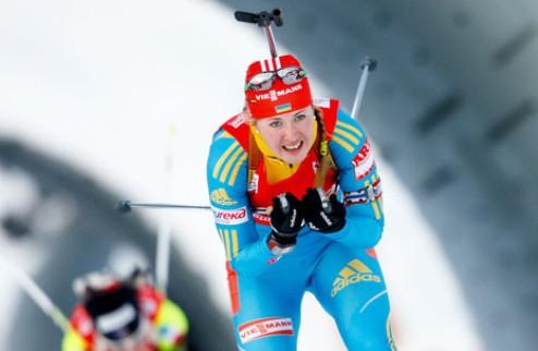 Биатлон. Украина огласила составы на спринт