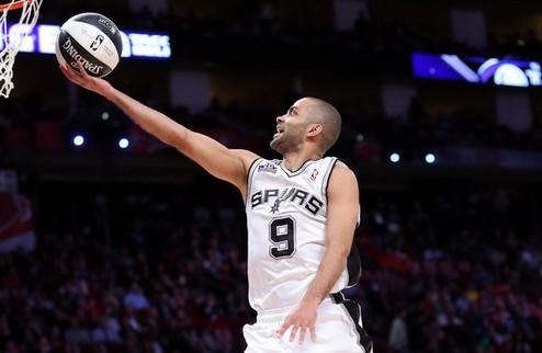 НБА. Восстановление Паркера идет ускоренными темпами