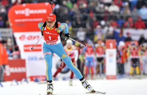 Биатлон. Серебро сборной Украины в эстафете!