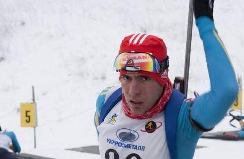 Биатлон. Абрамова и Ткаленко — чемпионы Украины