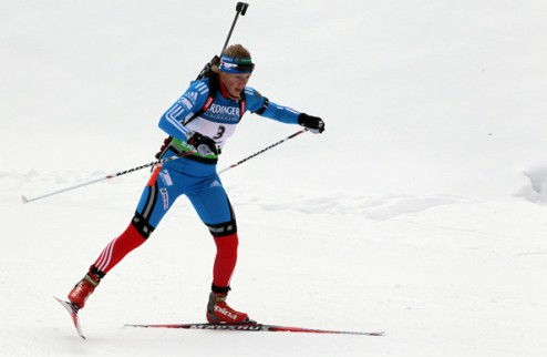 Биатлон. Россия огласила состав на этап в Ханты-Мансийске