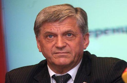 Биатлон. Беларусь отказалась от услуг Тихонова