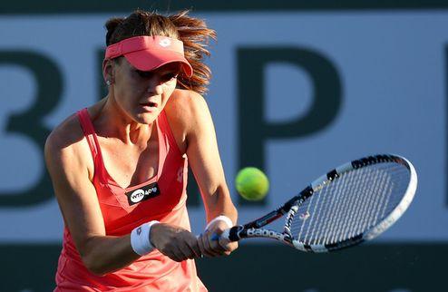 Индиан-Уэллс (WTA). Кербер, Возняцки и Стосур — в четвертьфинале