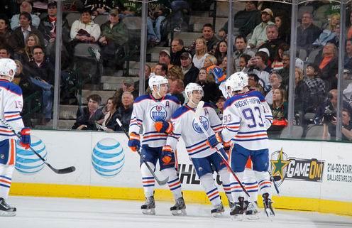 НХЛ. Эдмонтон не собирается отдавать перспективных игроков