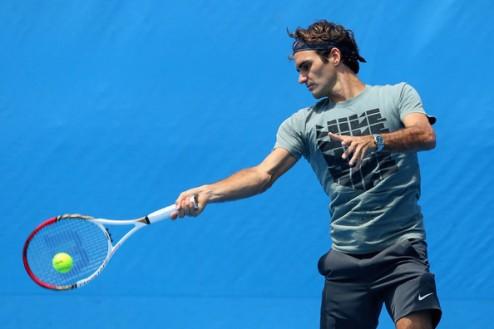 Федерер может играть с болью