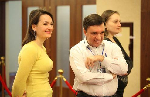 "Шахматы. Тренер сборной Украины: ""На ЧМ было четыре равные команды"""