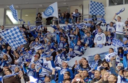 КХЛ — третья по посещаемости лига Европы