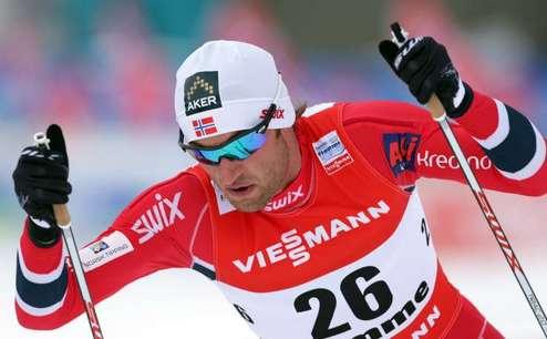 Лыжные гонки. Нортуг и Ковальчик одержали победу в спринте