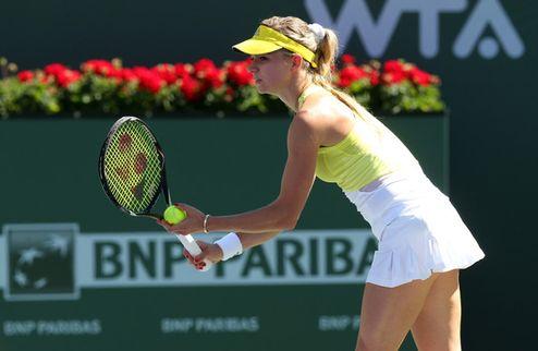 Индиан-Уэллс (WTA). Шарапова проходит Эррани