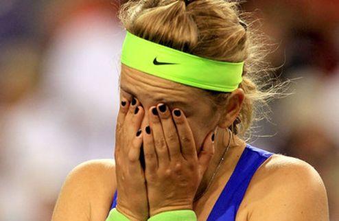 "Индиан-Уэллс (WTA). Азаренко снова стала жертвой ""проклятья Возняцки"""