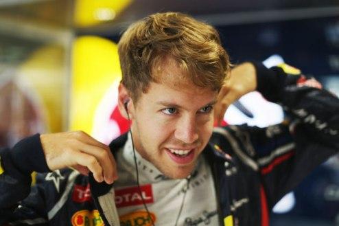Формула-1. Гран-при Австралии. Феттель выигрывает первую практику
