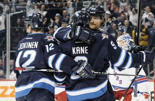 НХЛ. Важная победа Виннипега, успех Чикаго, Анахайма и Сан-Хосе