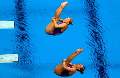 Прыжки в воду. Украинская бронза в первый день Мировой серии