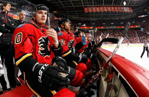 НХЛ. Гленкросс — первая звезда дня