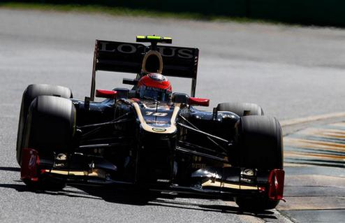 Формула-1. Гран-при Австралии. Грожан выигрывает третью практику