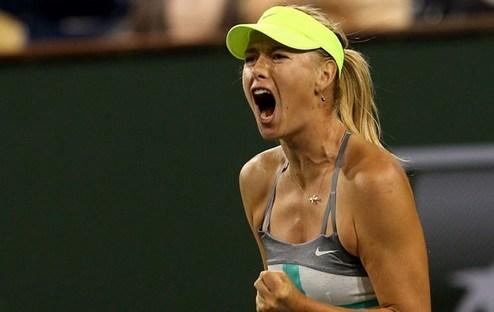 Индиан-Уэллс (WTA). В финале сойдутся Возняцки и Шарапова