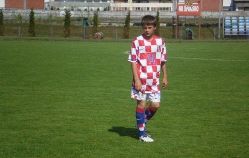 Динамо сражается за хорватского таланта