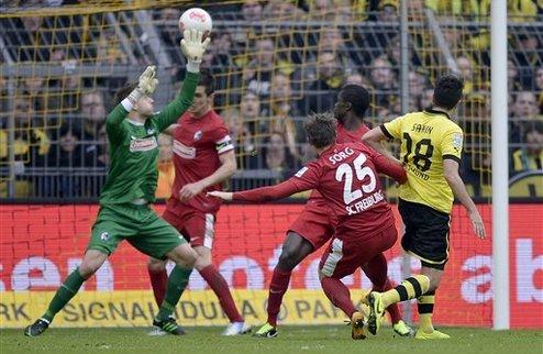 Дортмунд выиграл на кураже, Шальке с горя проиграл