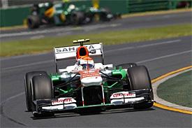 Формула-1. Сутиль надеется на проблемы Макларен