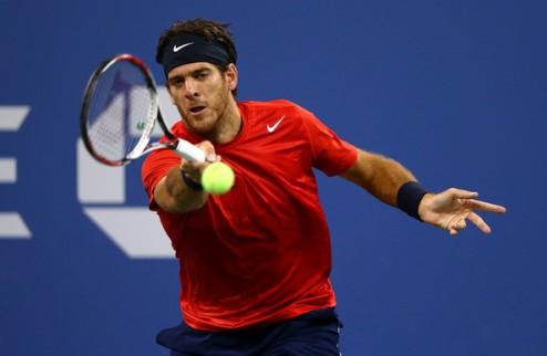 Индиан-Уэллс (ATP). Дель Порто и Надаль в финале