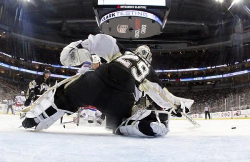 НХЛ. Флери установил рекорд Питтсбурга