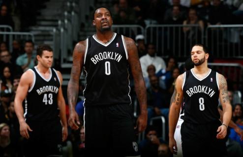 НБА. Блатч хочет остаться в Бруклине