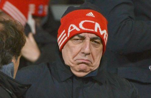 Галлиани: в следующем сезоне Милан будет бороться за Скудетто
