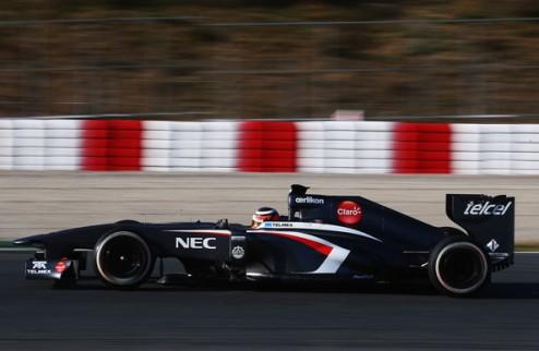 Формула-1. В Заубер рассчитывают на успех в Малайзии