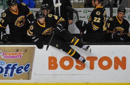 НХЛ. Бостон: с Крейчи все в порядке