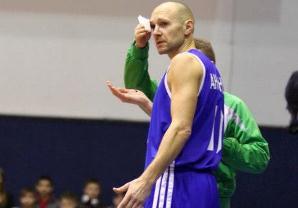 БК Одесса: Анненков выбыл на неопределенный срок