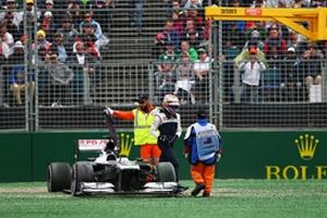 Формула-1. В Уильямс расстроены скоростью болида