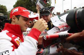 """Формула-1. Масса: """"Нам удалось сделать большой шаг вперед"""""""