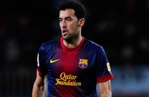 Барселона начнет переговоры с Бускетсом