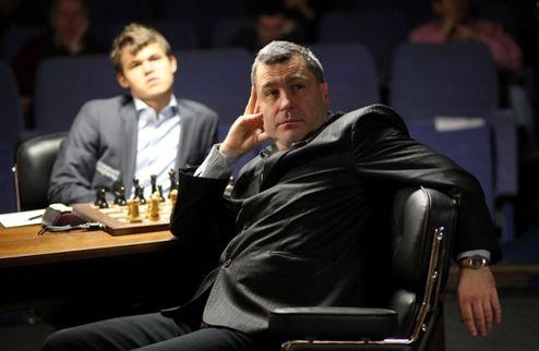 Шахматы. Иванчук расписал ничью с Карлсеном