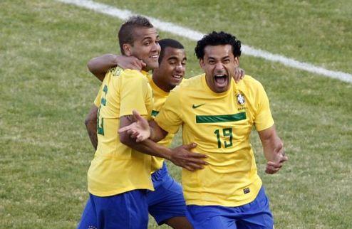 Бразилия: есть стартовый состав на матч с Италией