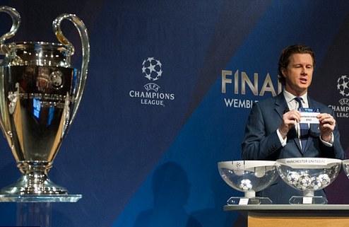 Как УЕФА фальсифицирует жеребьевки + ВИДЕО