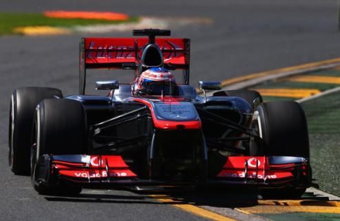 Формула-1. Баттон делает ставку на дождь в Сепанге