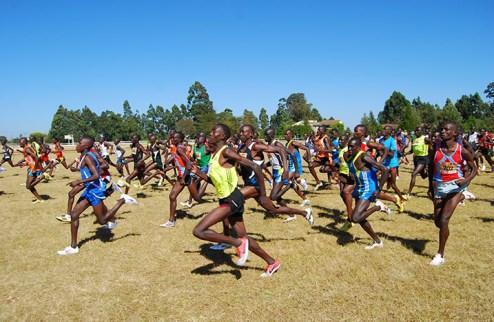 Два кенийских марафонца дисквалифицированы за употребление допинга