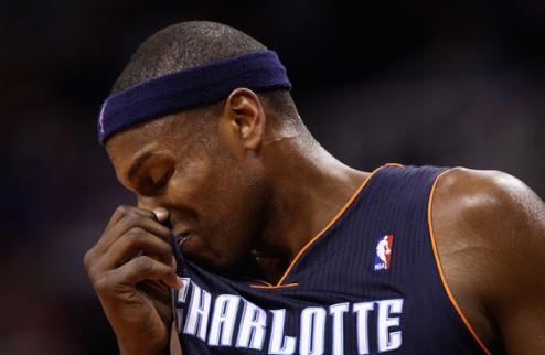 НБА. Шарлотт теряет центрового до конца сезона