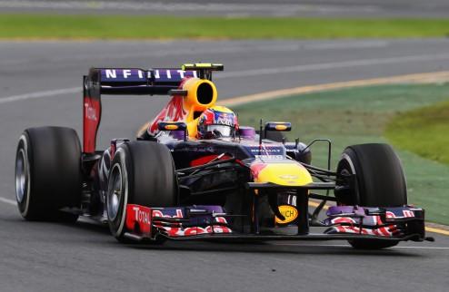Формула-1. Гран-при Малайзии. Уэббер выигрывает первую практику