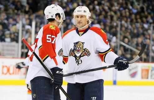 НХЛ. Ковалев завершил карьеру