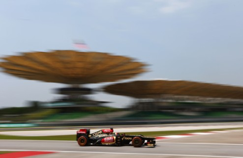 Формула-1. Гран-при Малайзии. Райкконен выигрывает вторую практику